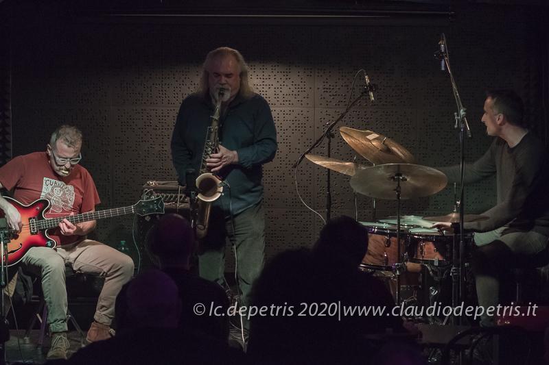 Pasquale Innarella Trio, Ibidem Club  4/3/2020