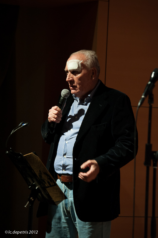Gampiero Rubei Direttore artistico Casa del jazz