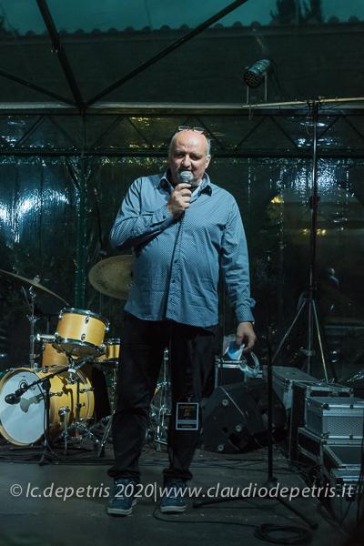 Fabio Giacchetta Direttore Artistico Around Jazz