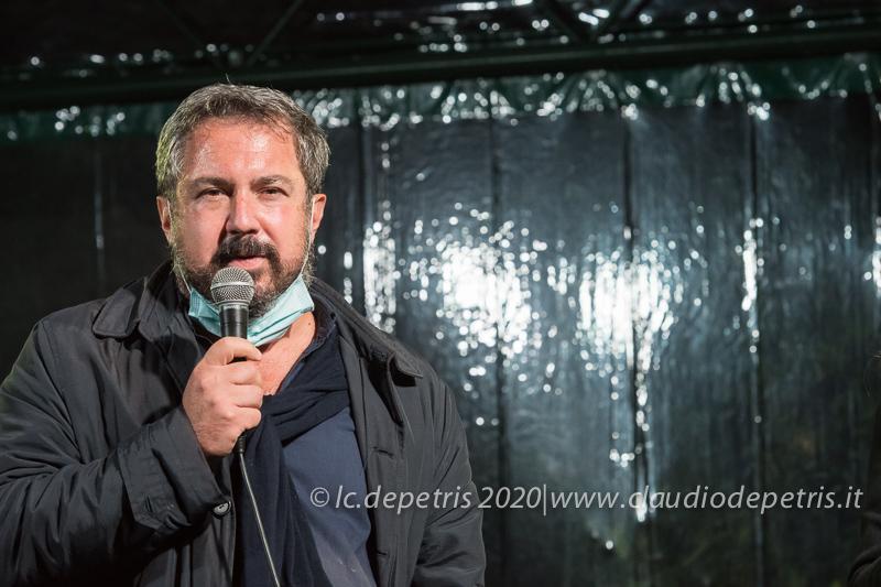 Simone Quilici Direttore Parco Archeologico dell'Appia Antica