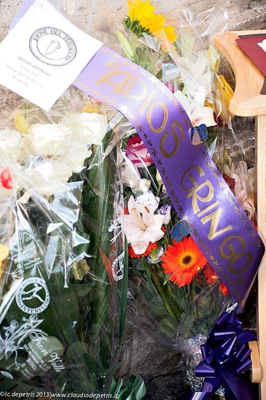 funerali giuliano gemma, chiesa di santa maria dei miracoli roma 7/10/2013