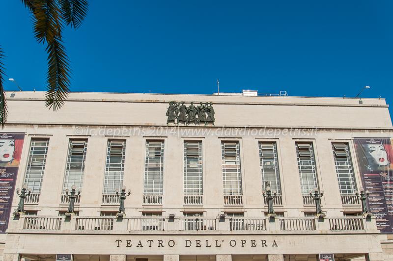 sit in lavoratori teatro dell'opera 4/10/2014