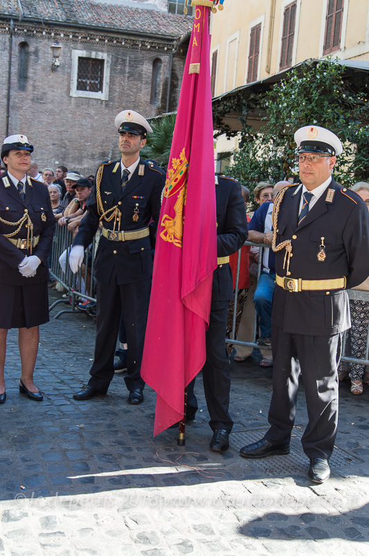 Processione Madonna del Carmine 2016
