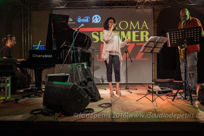 Alessandro Swiss (S), Susanna Stivali, Marcello Allulli
