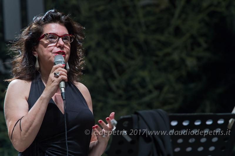 Ada Montellanico in concerto a Rome, 7/8/2017