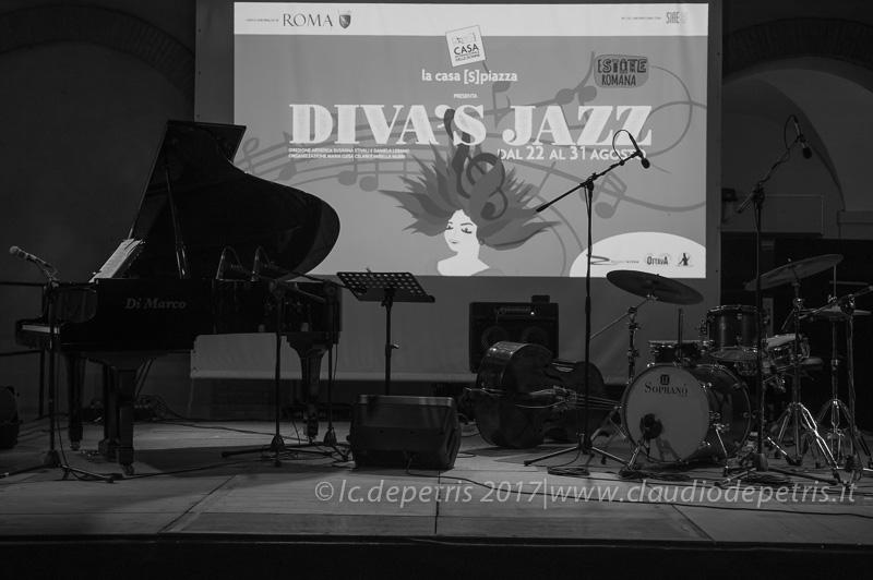 Roma: Silvia Manco in concerto, 23/8/2017