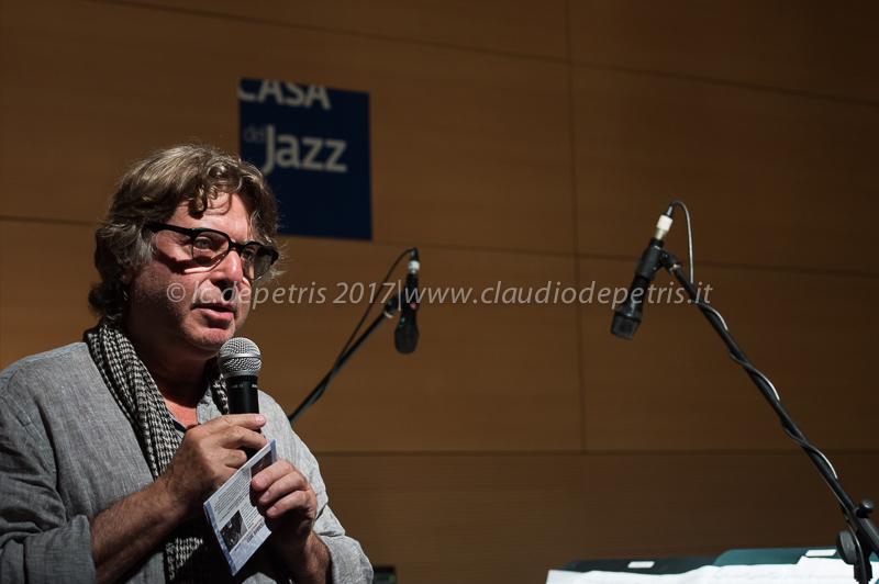 """Paolo Damiani, direzione artistica del Festival franco-italiano """"Una Striscia di terra Feconda"""""""
