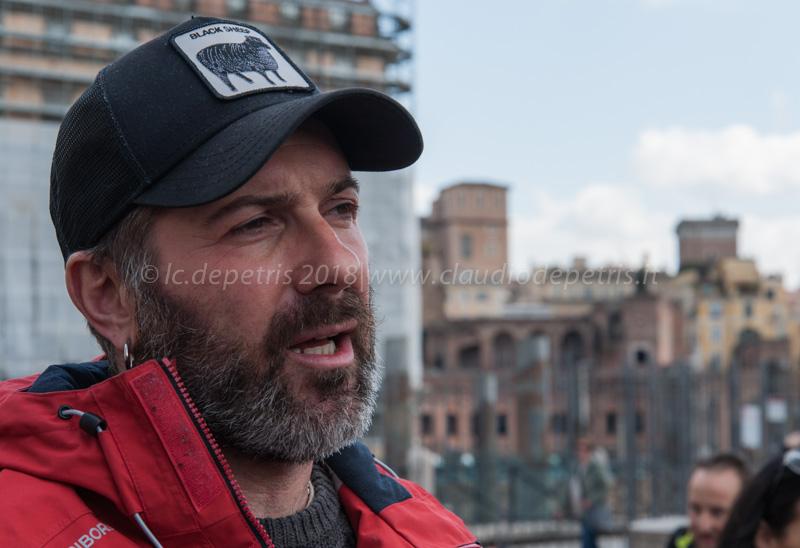 Riccardo Gatti responsabile in Italia e capo missioni e navi