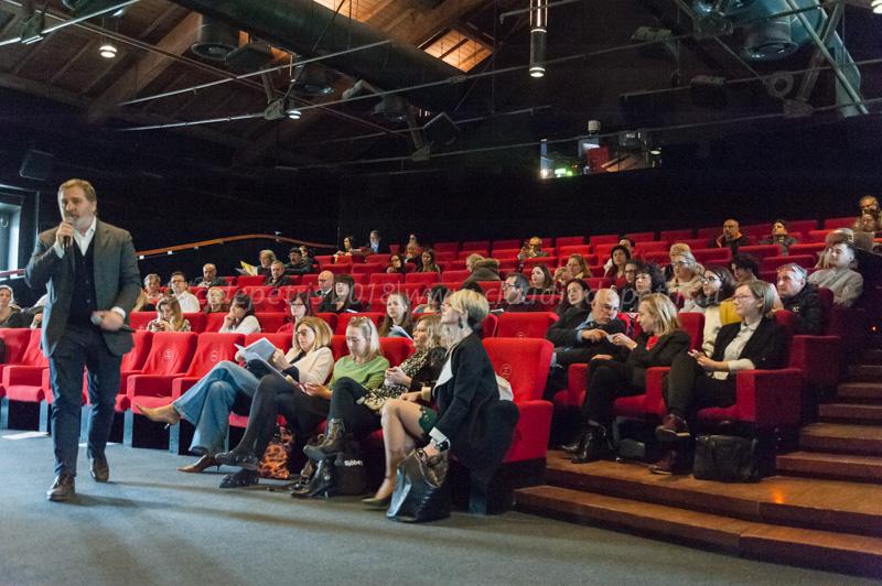 Casa del Cinema, Sala Rossa Nordic Film Fest 12/4/2018