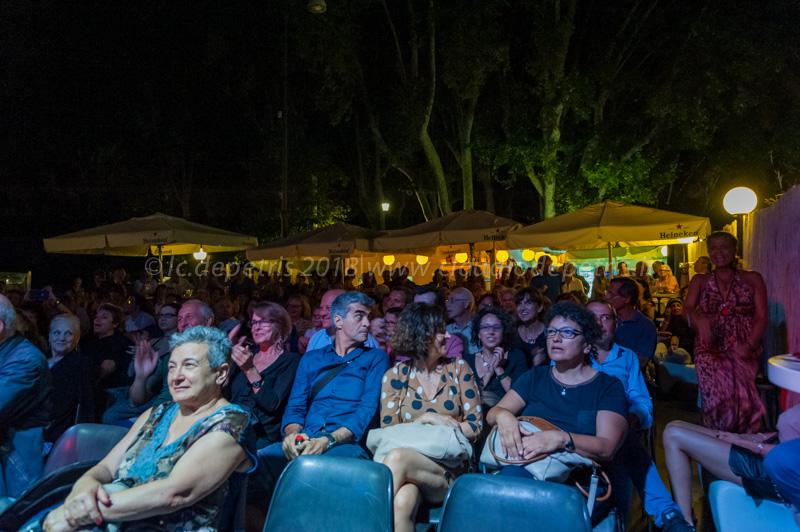 Gianicolo in Musica, 10/7/2018: Girotto & Mangalavite in concerto