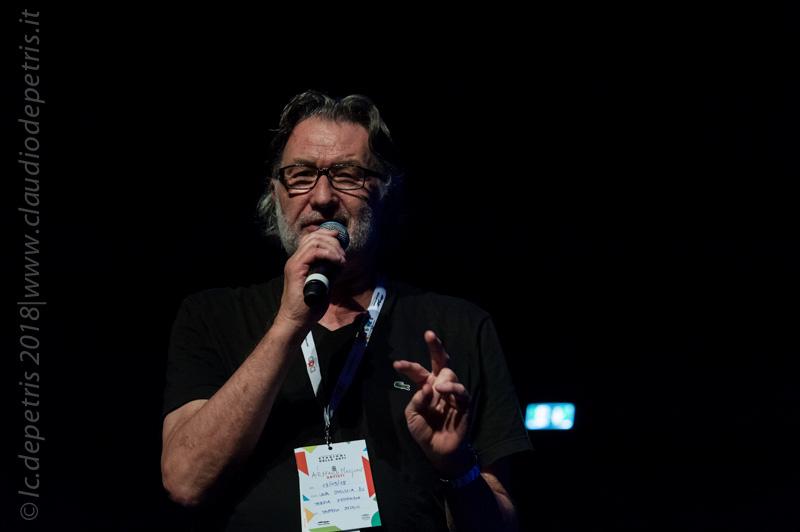 """Armand Meignan Condirettore Artistico del Festival """"Una Striscia di Terra Profonda"""""""