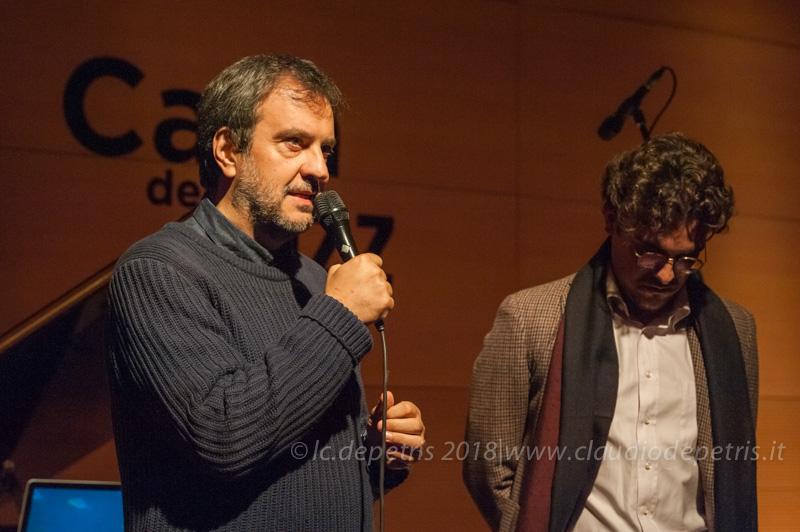 Luciano Linzi Direttore Artistico Casa del Jazz