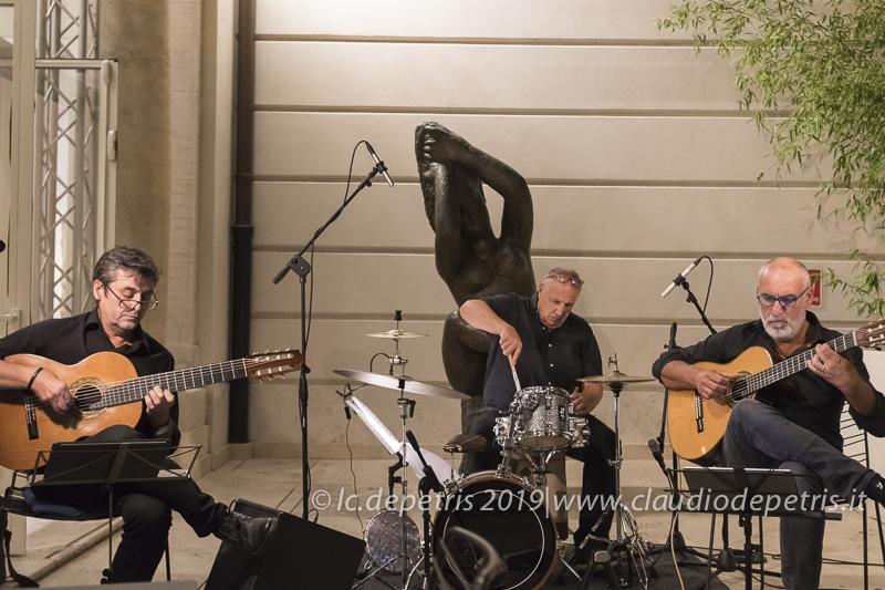 Rossini-Persichetti-Aureli, Palazzo Merulana 12/9/2019
