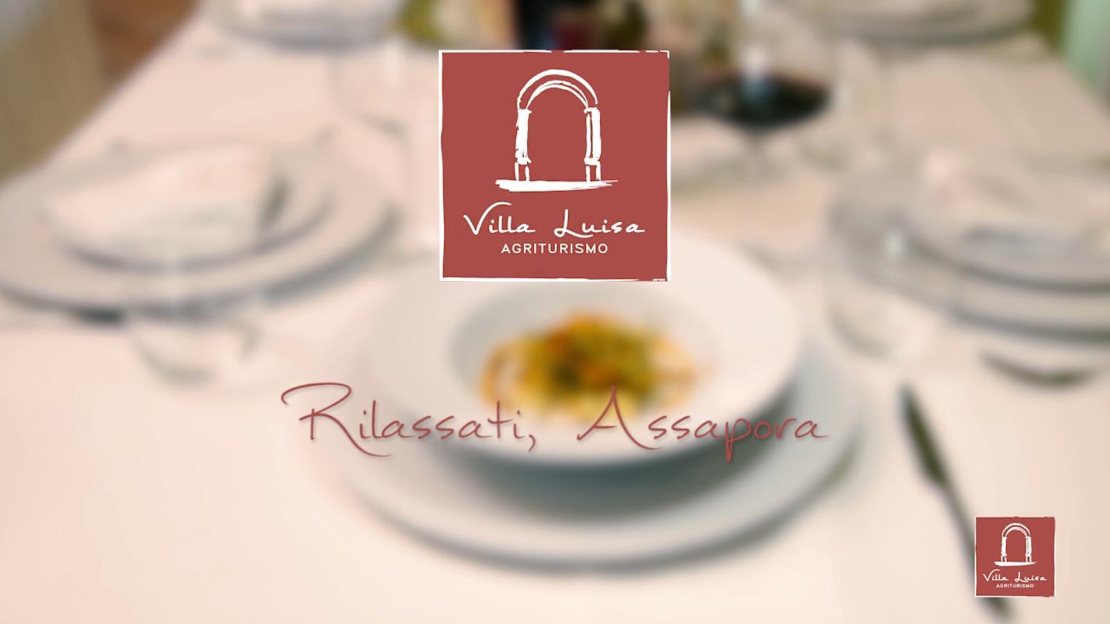 Commercial - Rilassati Assapora, Villa Luisa